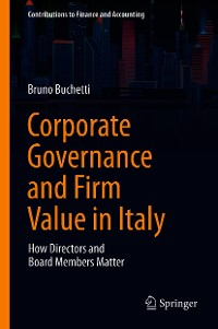 Cover Corporate Governance and Firm Value in Italy