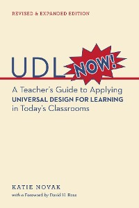 Cover UDL Now!