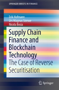 Cover Supply Chain Finance and Blockchain Technology