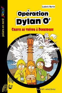 Cover Opération Dylan O'
