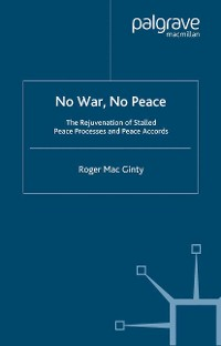 Cover No War, No Peace