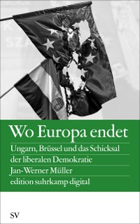 Cover Wo Europa endet