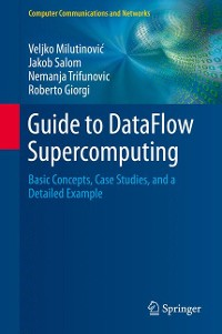 Cover Guide to DataFlow Supercomputing