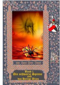 Cover Die schwarze Spinne und das Heilige Bijou