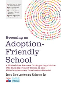 Cover Becoming an Adoption-Friendly School