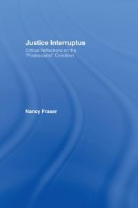 Cover Justice Interruptus