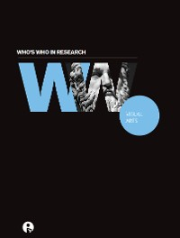Cover Who's Who in Research: Visual Arts