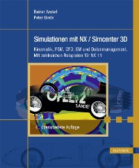 Cover Simulationen mit NX / Simcenter 3D