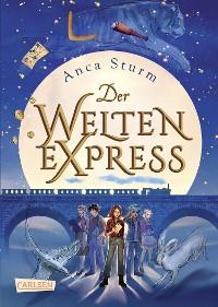 Cover Der Welten-Express 1 (Der Welten-Express 1)