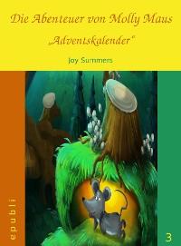 Cover Die Abenteuer von Molly Maus - Adventskalender