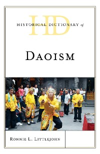 Cover Historical Dictionary of Daoism