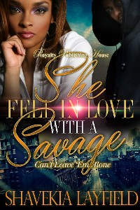 Cover She Fell In Love with A Savage