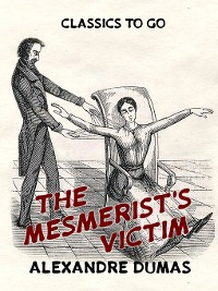 Cover The Mesmerist's Victim