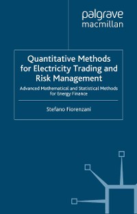 Cover Quantitative Methods for Electricity Trading and Risk Management