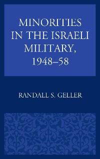 Cover Minorities in the Israeli Military, 1948–58