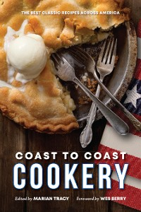 Cover Coast to Coast Cookery
