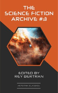 Cover The Science Fiction Archive #3