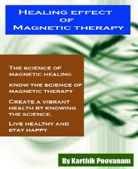 Cover Healing effect Magnetic therapy