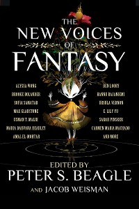 Cover The New Voices of Fantasy