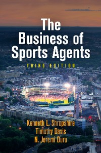 Cover The Business of Sports Agents