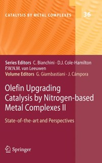 Cover Olefin Upgrading Catalysis by Nitrogen-based Metal Complexes II