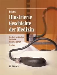 Cover Illustrierte Geschichte der Medizin
