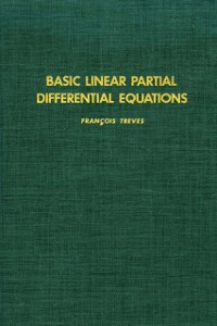 Cover Basic Linear Partial Differential Equations