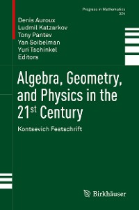 Cover Algebra, Geometry, and Physics in the 21st Century
