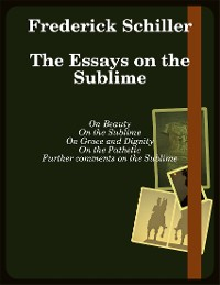 Cover The Essays on the Sublime