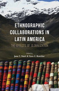 Cover Ethnographic Collaborations in Latin America