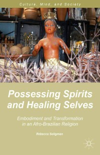 Cover Possessing Spirits and Healing Selves