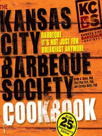 Cover The Kansas City Barbeque Society Cookbook