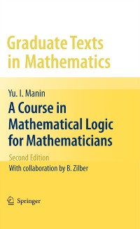 Cover Course in Mathematical Logic for Mathematicians