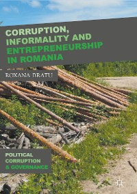 Cover Corruption, Informality and Entrepreneurship in Romania