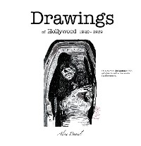 Cover Drawings of Hollywood 1920-1939