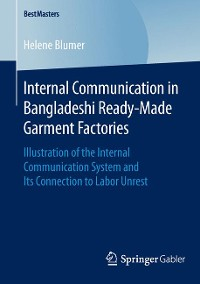 Cover Internal Communication in Bangladeshi Ready-Made Garment Factories