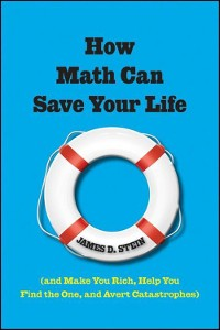 Cover How Math Can Save Your Life