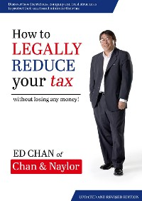 Cover How to Legally Reduce Your Tax
