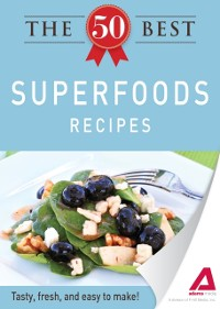 Cover 50 Best Superfoods Recipes