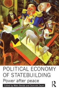 Cover Political Economy of Statebuilding