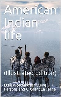 Cover American Indian life