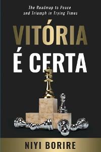 Cover VITÓRIA É CERTA