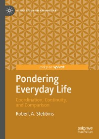 Cover Pondering Everyday Life