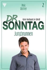 Cover Dr. Sonntag 2 – Arztroman