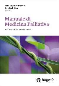 Cover Manuale di Medicina Palliativa