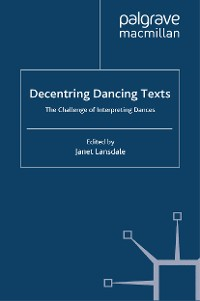 Cover Decentring Dancing Texts