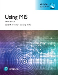 Cover Using MIS, Global Edition