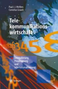 Cover Telekommunikationswirtschaft