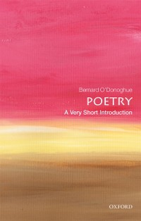 Cover Poetry: A Very Short Introduction