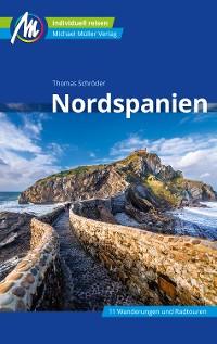 Cover Nordspanien Reiseführer Michael Müller Verlag